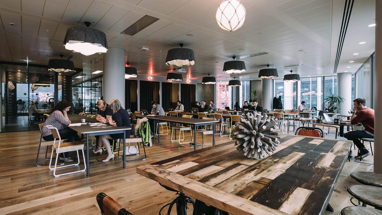 Company Cafe Feedback